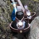 Potion Bottle Holders DIY