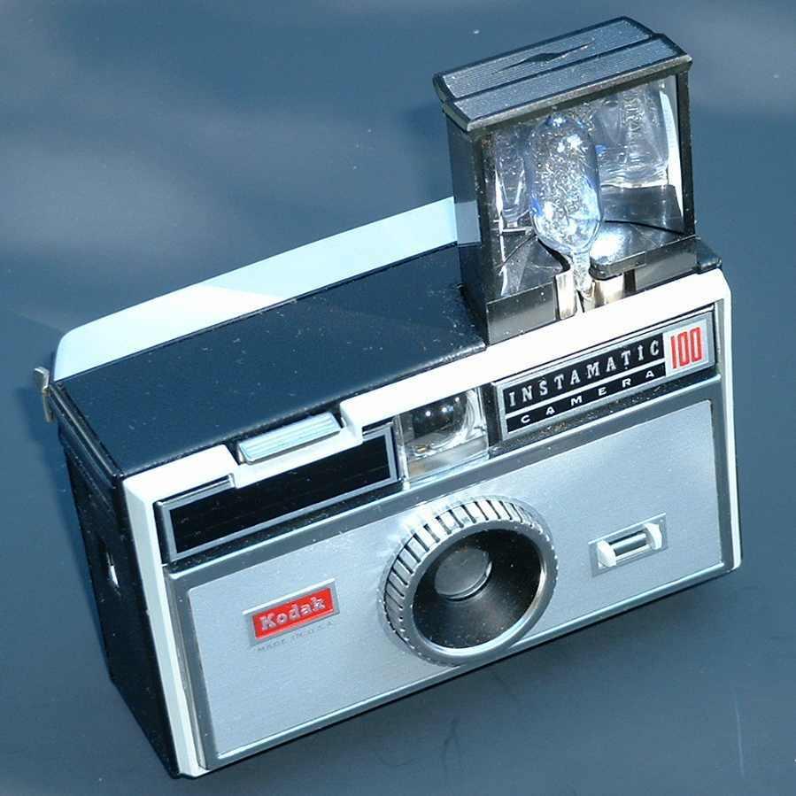 Picture of Kodak Instamatic 100