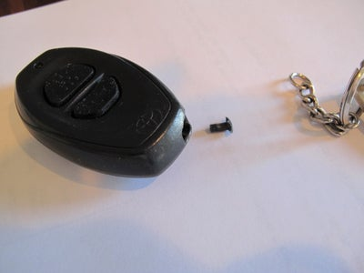 Fix a Key Fob Remote