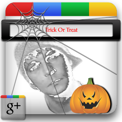 Picture of Google+ Profile Image Avatar Maker - Halloween Style