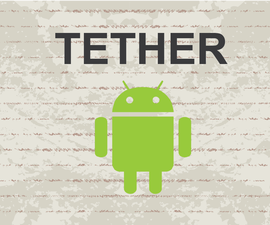 How to tethering Android phone