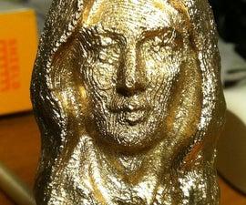Bronze Casting Your 3-D Print