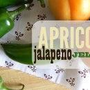 apricot jalapeno jam + freebie tags