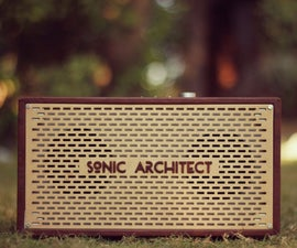 Sonic Architect: Gilmour 2.0 Portable Bluetooth Boombox