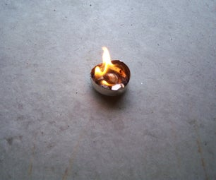 The Amazing Cotton Ball Fire Starters