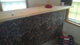 Building a Basic Home Bar