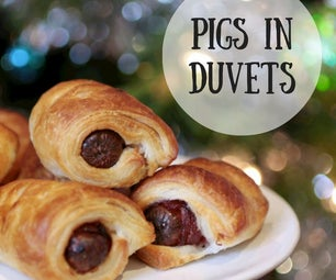 Pigs in Duvets