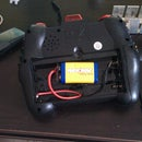 S107G & U813C Helicopter Controller Battery Mod