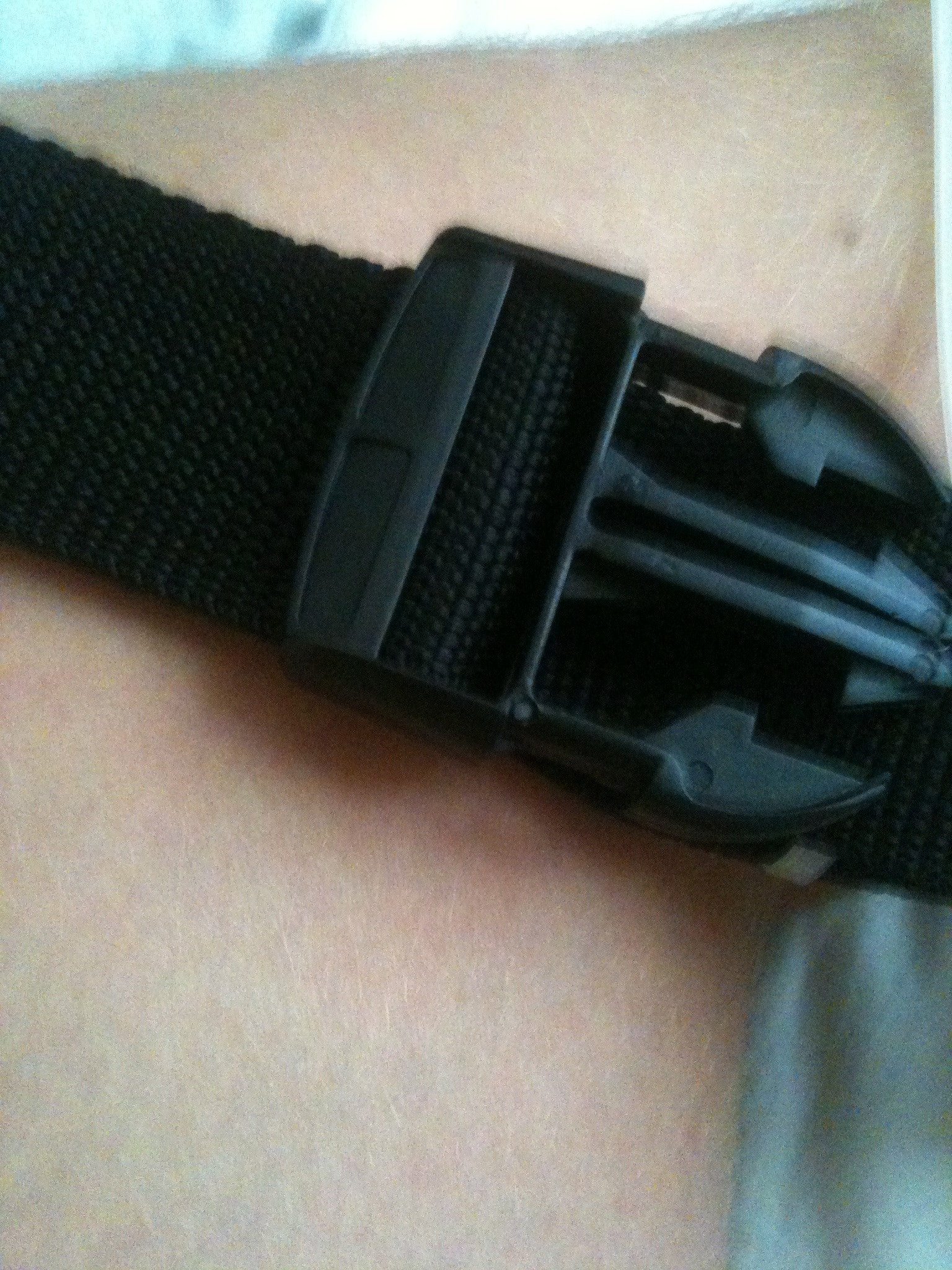 Picture of Attach the Male Buckle