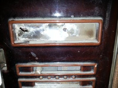 Replacing a Mica Window (Glimmerfenster) in a Meller Oven