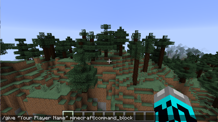 Picture of Get a Command Block