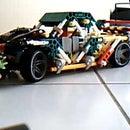 knex race car- my mk 1 supercar