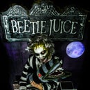 Ultimate Beetlejuice Sand Worm Puppet Costume
