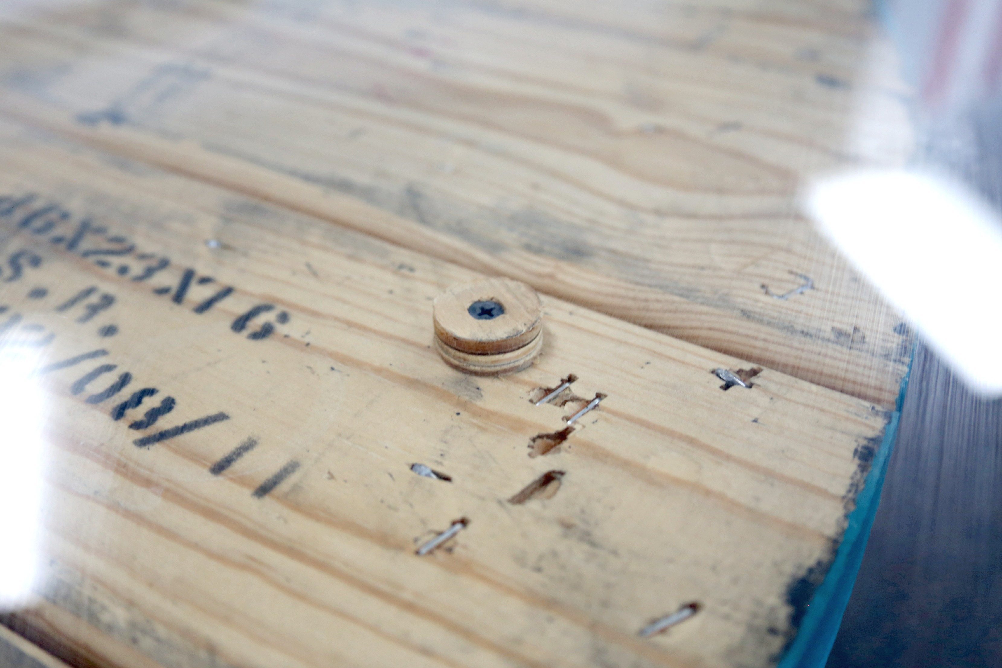 Wire Spool Table: 3 Steps (with Pictures)