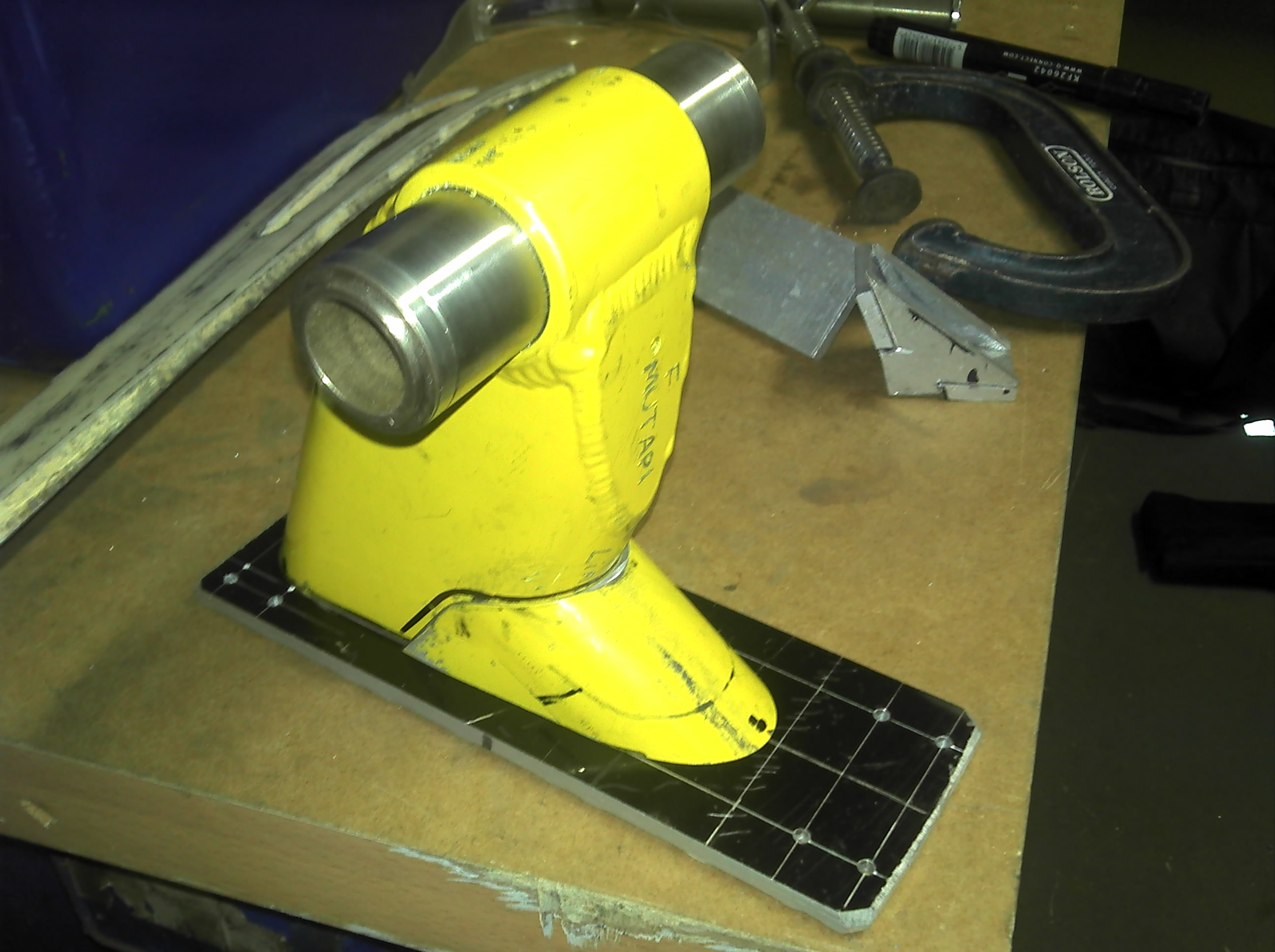 Picture of Front Ski Mount