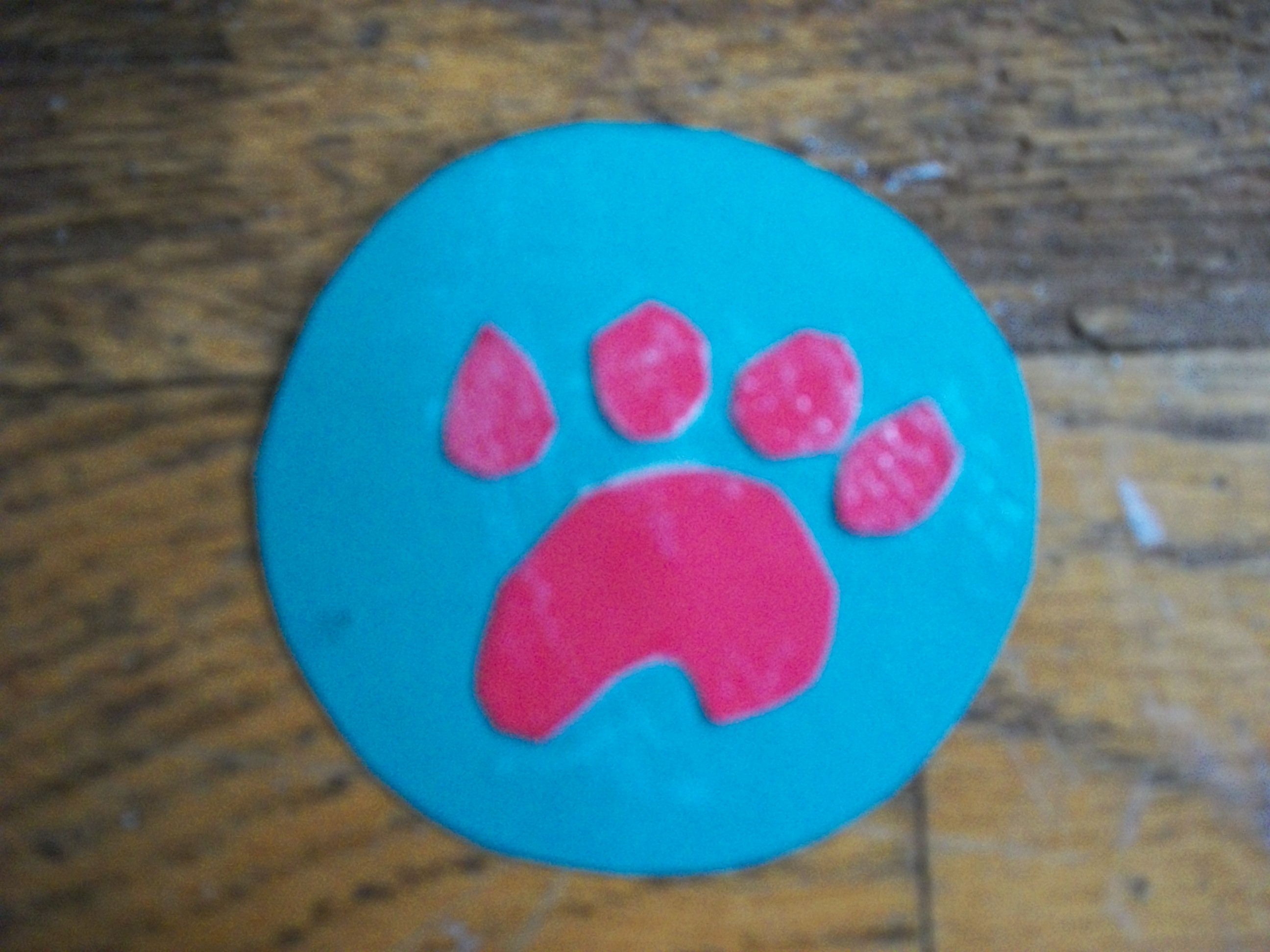 Picture of Make Paw Prints