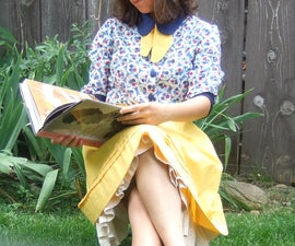 How to Make a Vintage Shirt