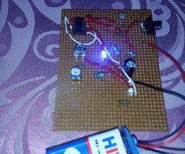 Auto street light switch using ldr and ic 555