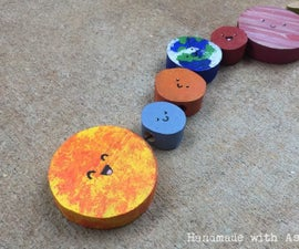 How to Make a Solar System Threading Game