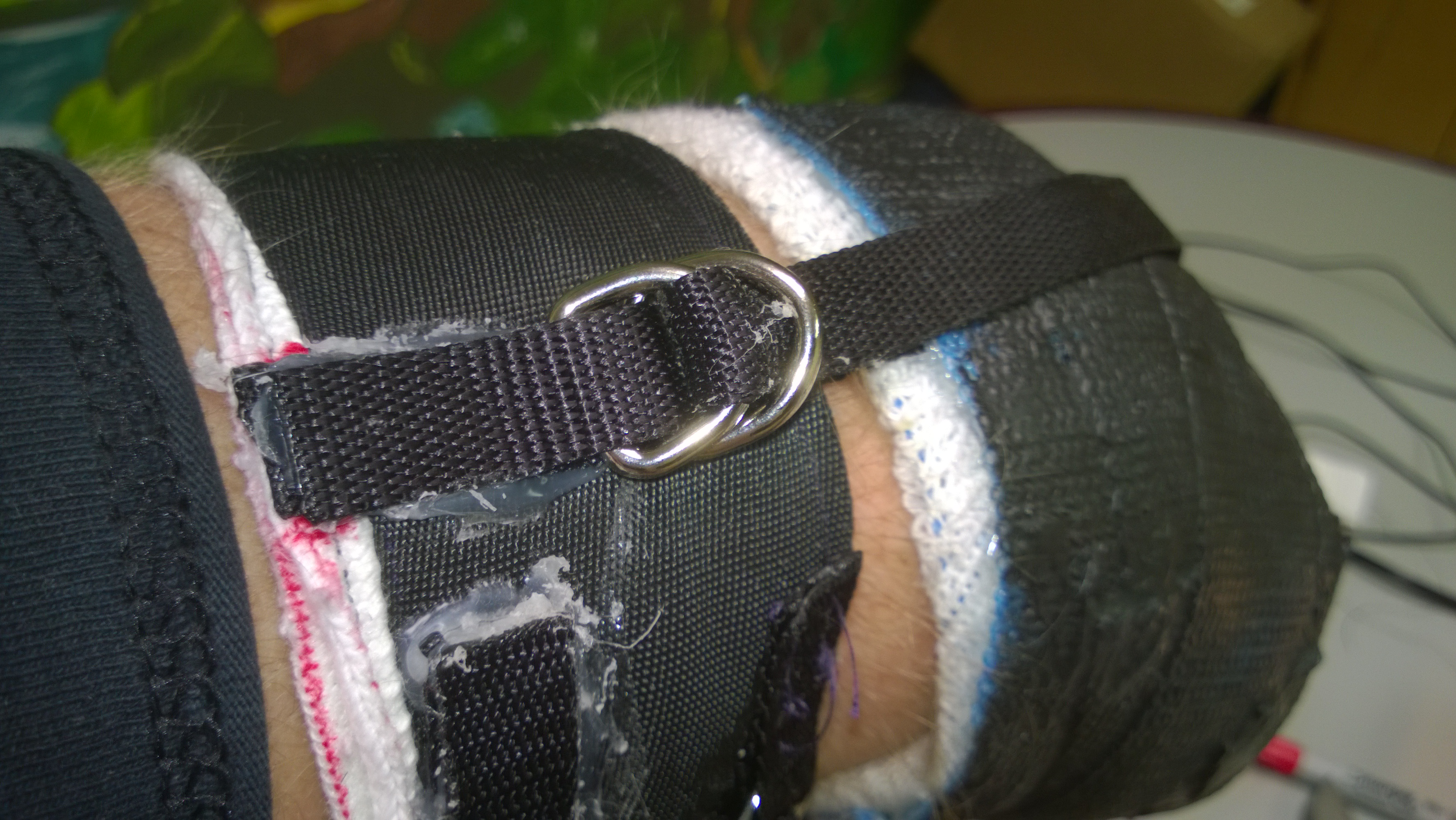 Picture of The Above-the-elbow Wrap