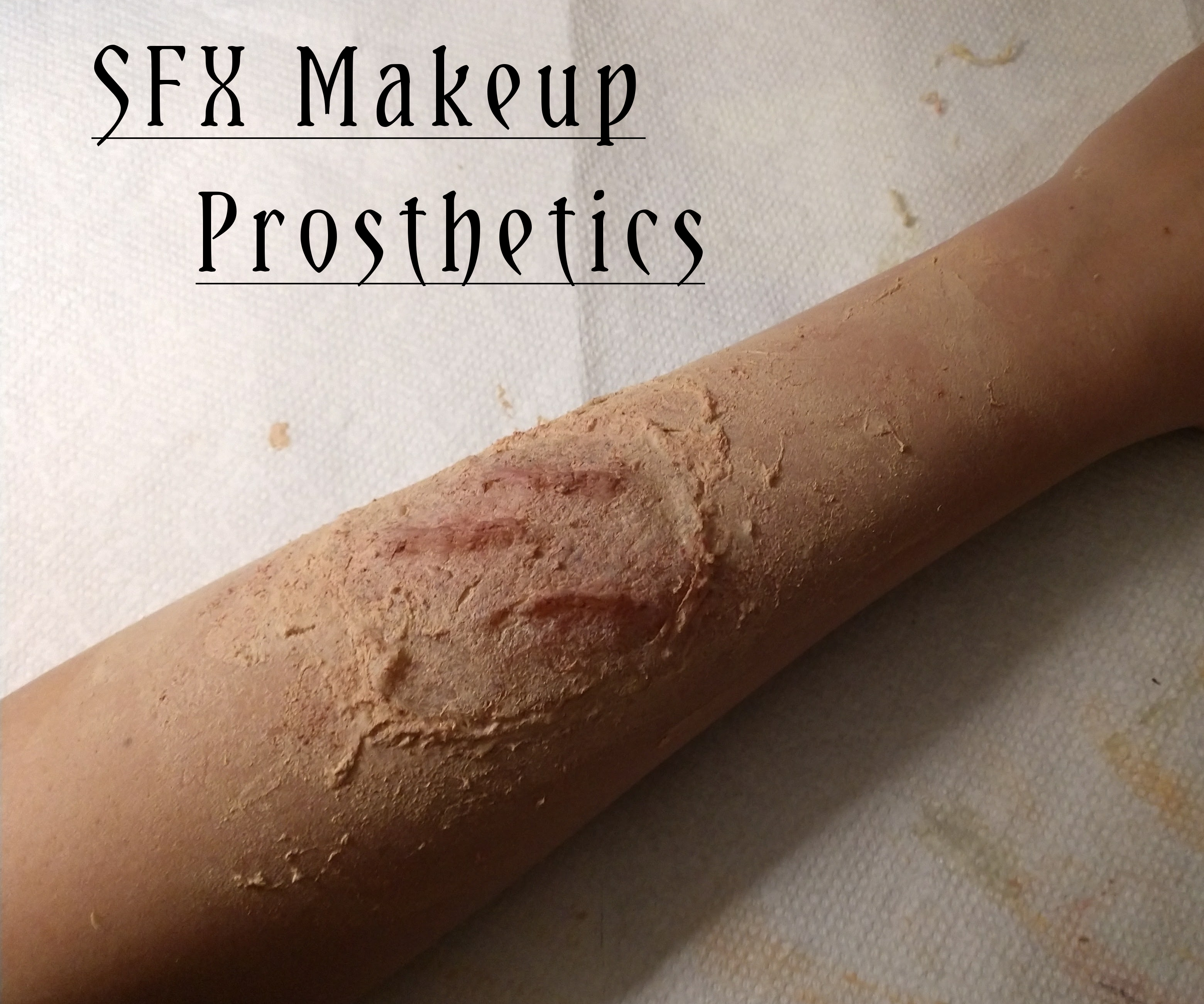 How to Make SFX Makeup Prosthetics 4 Steps (with Pictures)
