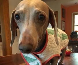 Bespoke Wiener Dog Coat