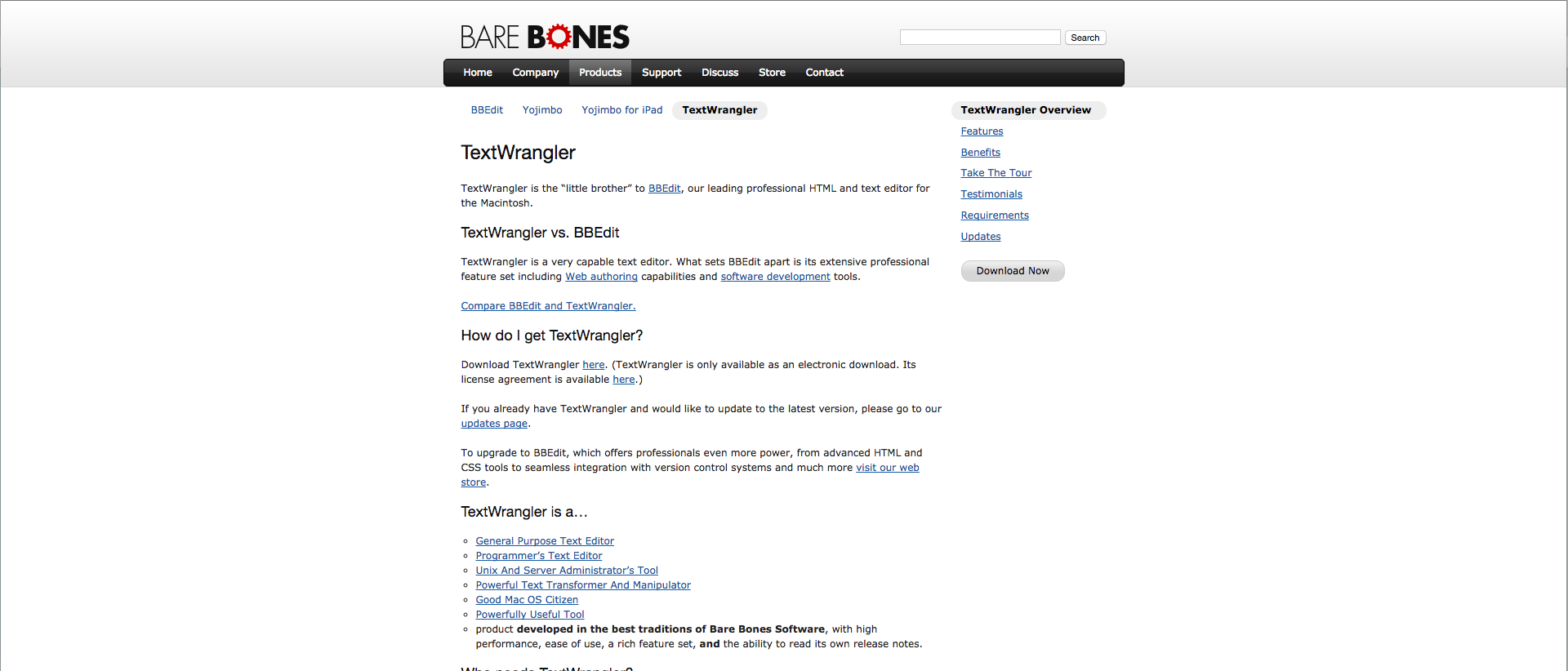 Picture of Step 1: Download and Install Textwrangler