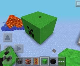 The Creeper Cube