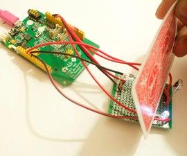 LinkIt One IR Detector