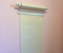 Roll Paper Writing Wall