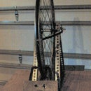 Bicycle Truing Stand & Dish Tool
