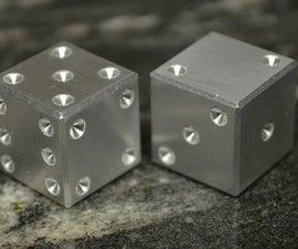 Aluminum Dice
