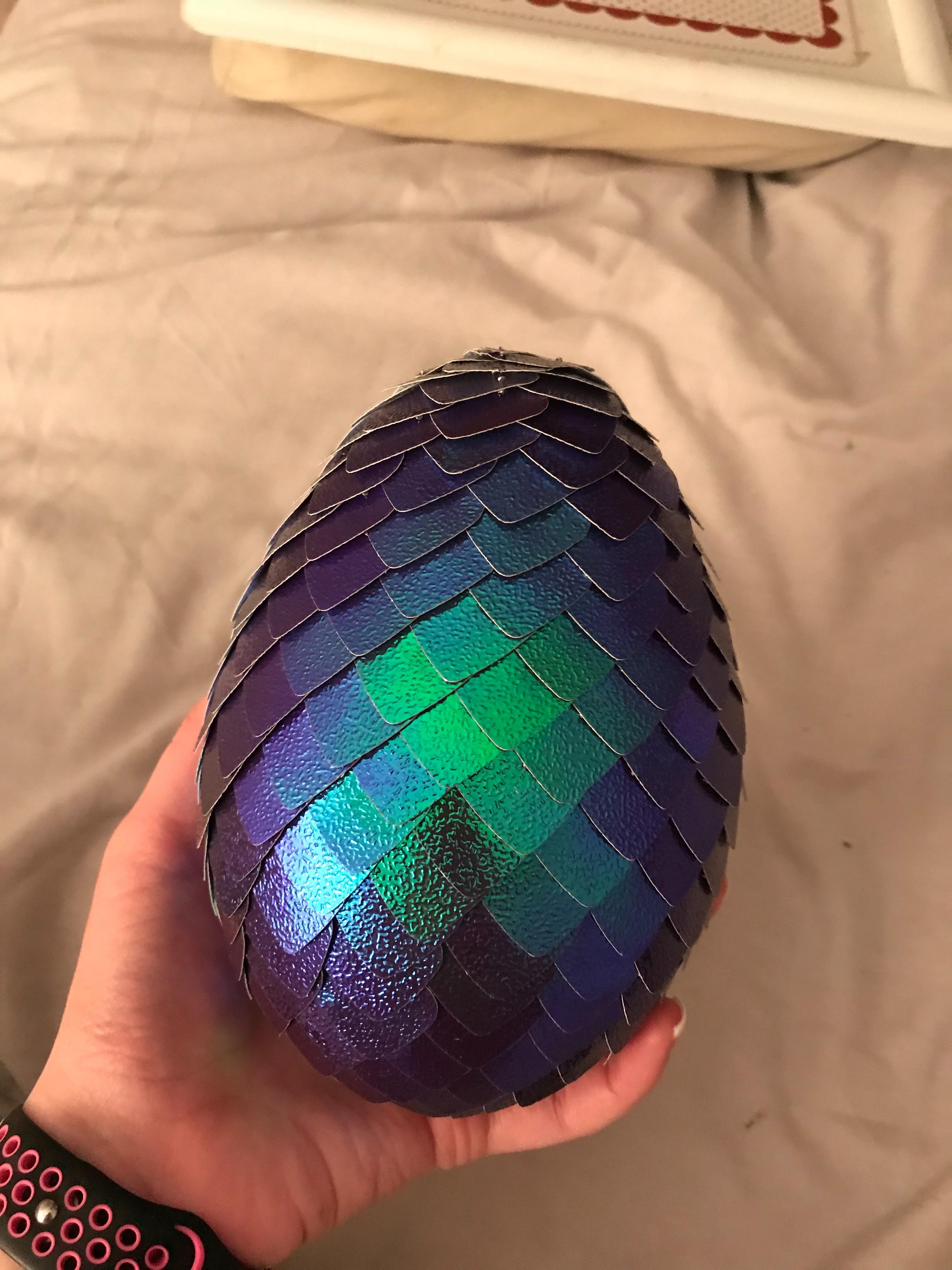 Picture of Dragon Egg, GOT, Daenerys Egg, Harry Potter