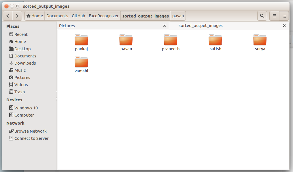 Picture of Getting and Pre-processing the Images