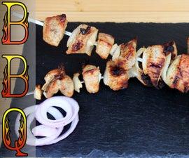 BBQ Shashlik Marinade Recipe for Tender Meat