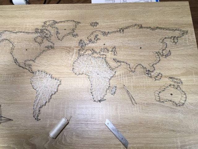 Picture of Finishing Continents