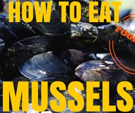 Food Hack - The proper way to eat Mussels