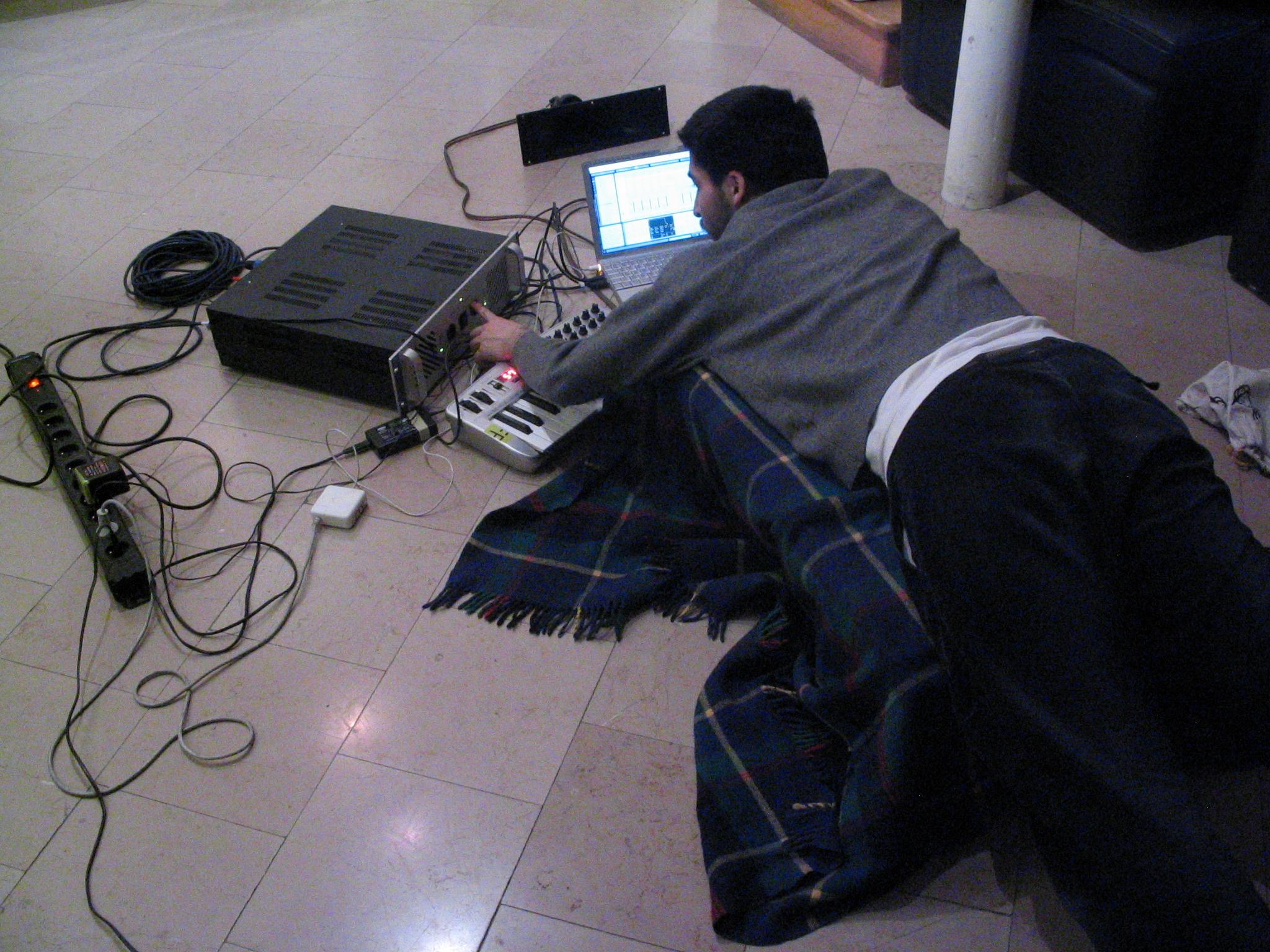 Picture of Audio Massage Furniture