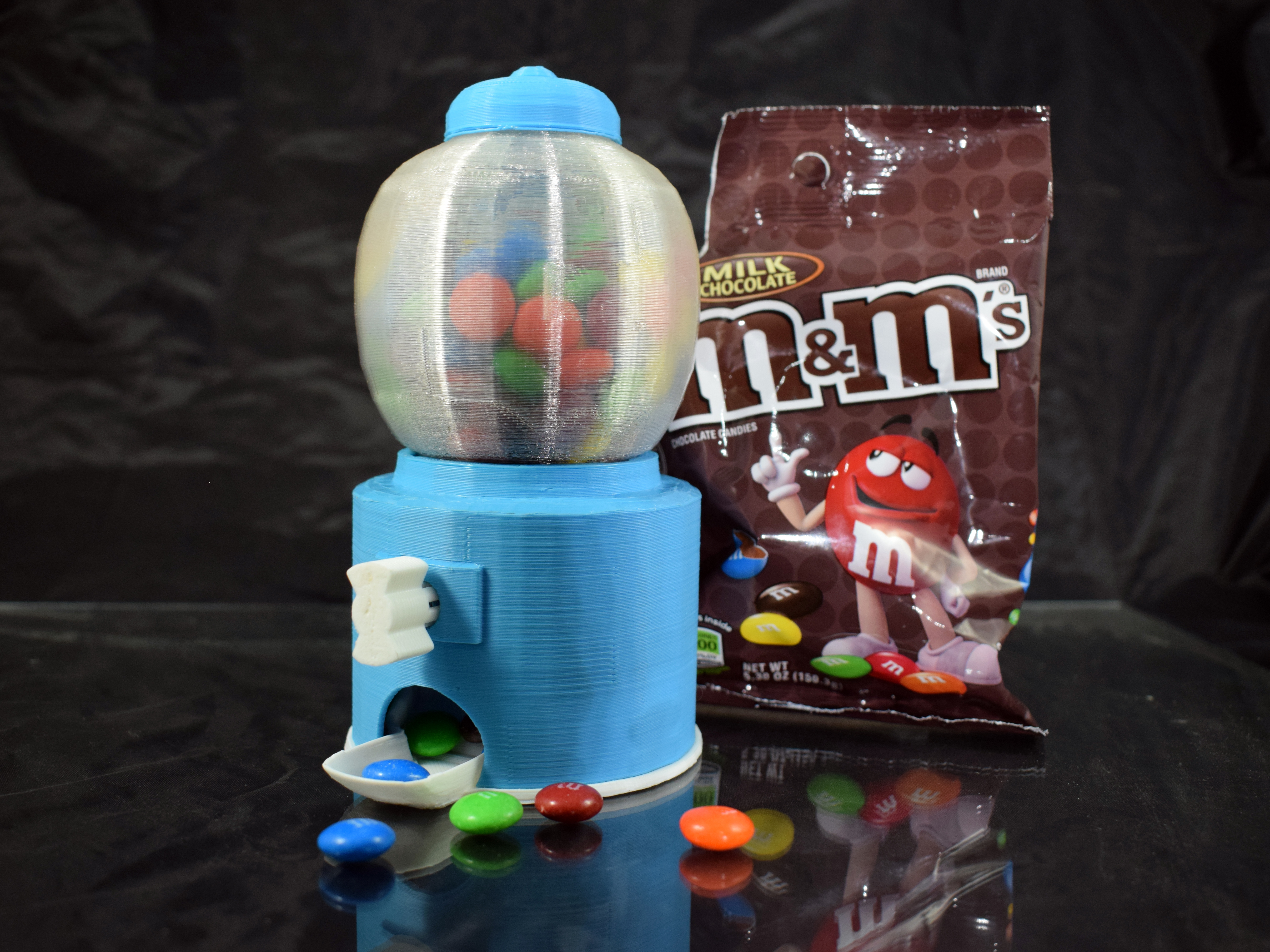 Picture of 3D Printed Mini Candy Machine