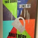 Thor Meme Coffee Wall Art