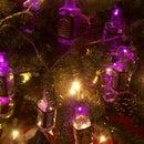 Jack Daniels Christmas lights!