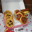 Sweet and Savory Pizza Cookies!