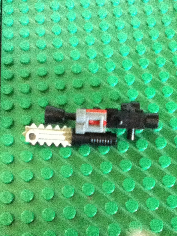 Picture of Lego Gears of War Gun