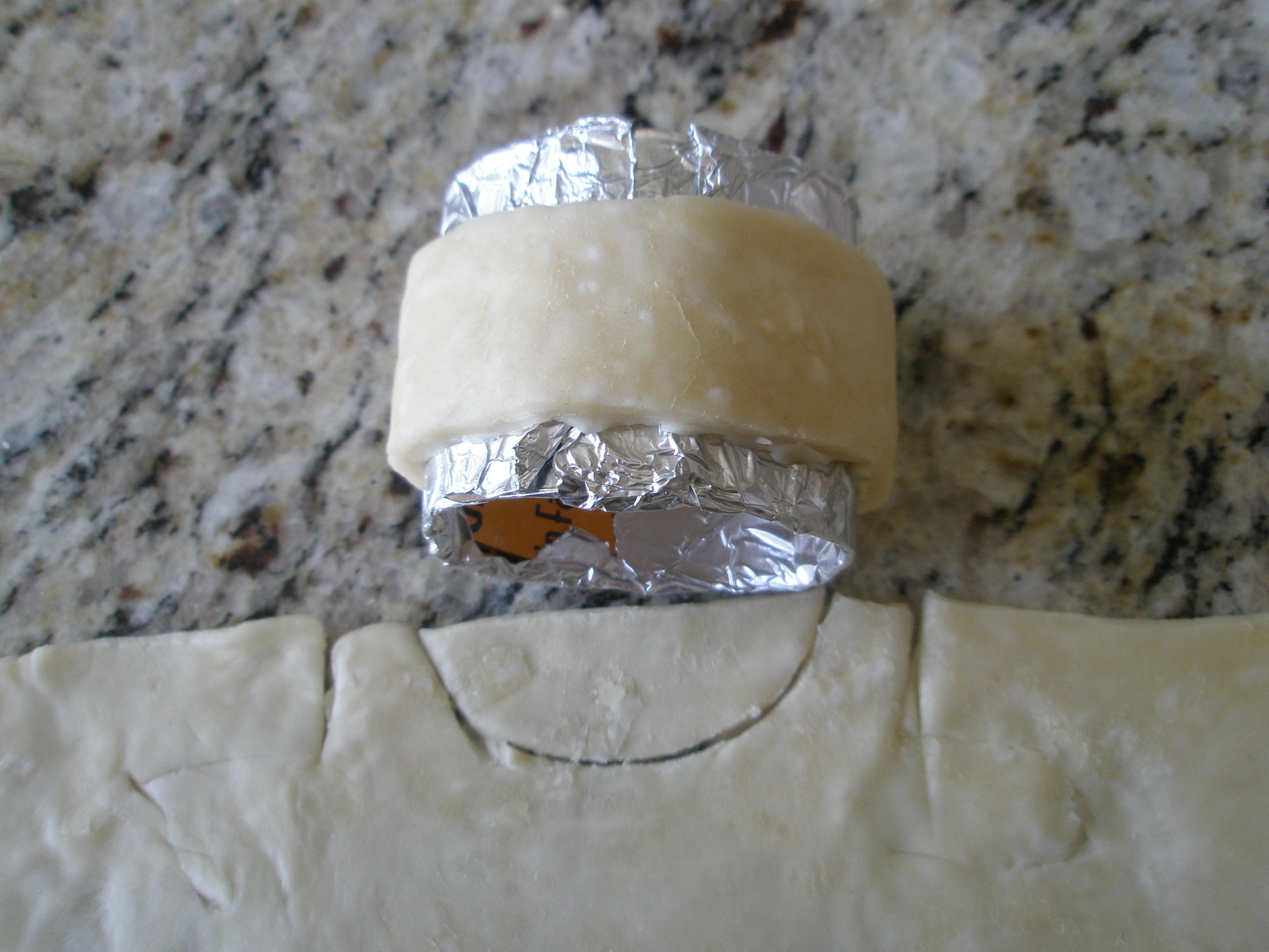 Picture of Making the Crackers - Making the Vertebrae Look Like Vertebrae