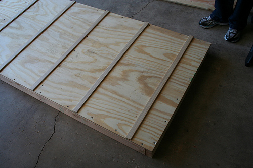Picture of Building the Box