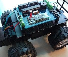 Arduino Bluetooth Car With Custom PCB