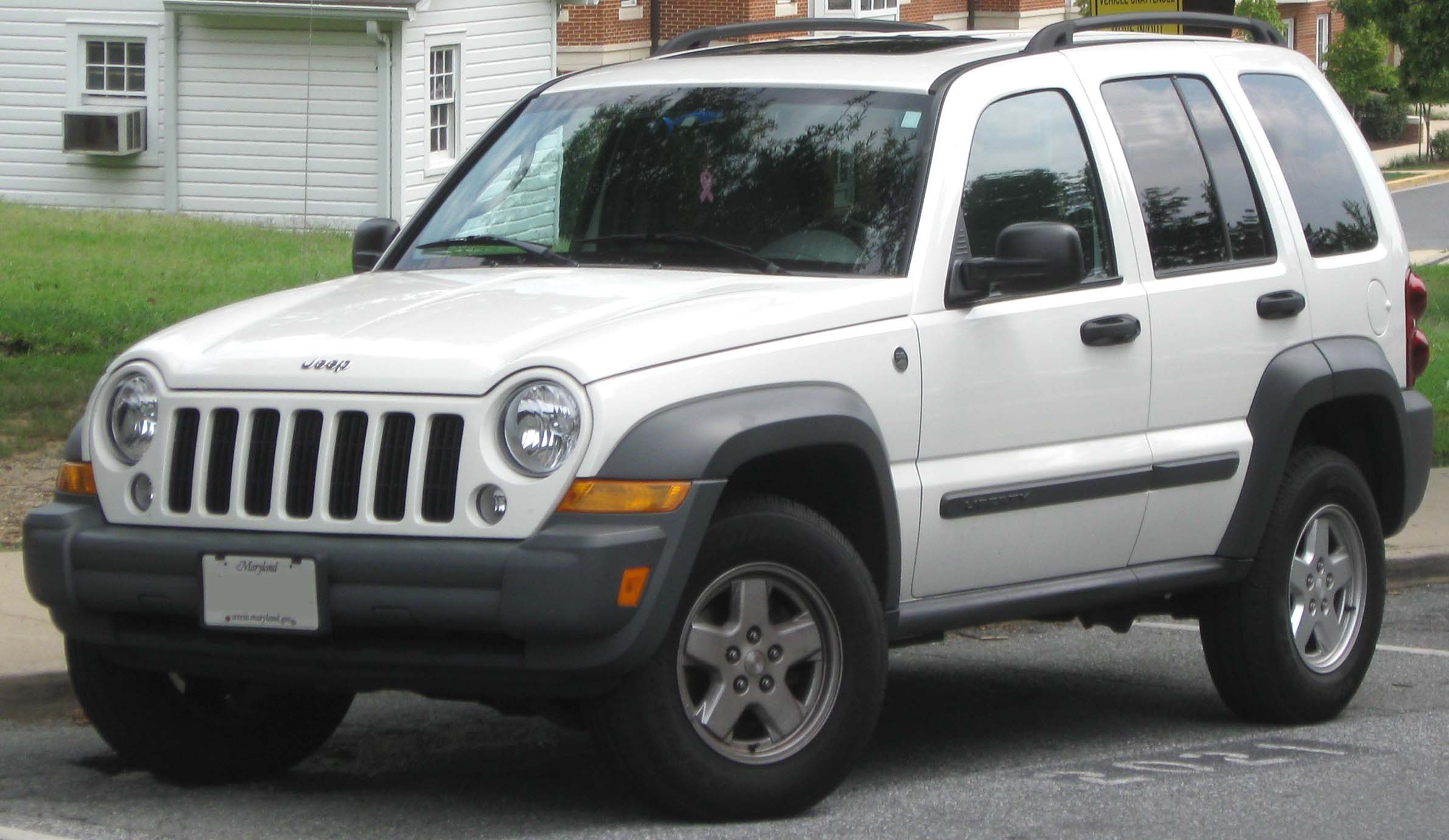 Liberty Near Me >> Jeep Liberty Roof Rails On The Cheap 8 Steps