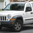 Jeep Liberty Roof Rails On The Cheap