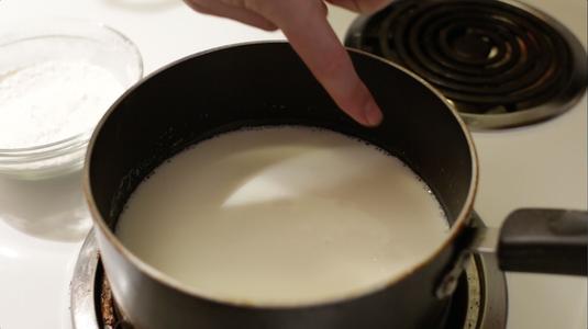 Heat the Milk