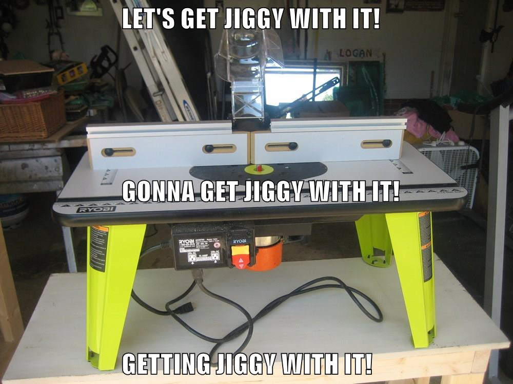 Picture of BOX JOINT JIG FOR ROUTER TABLE
